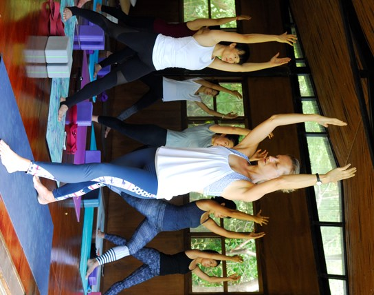 Yoga Event Retie